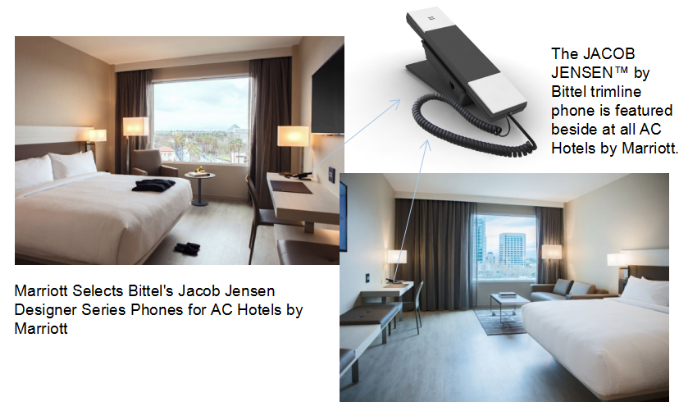 38c721a0073 Designed specifically for the hotel space, JACOB JENSEN™ HT20 was  originally developed in Denmark through a close partnership between Bell  Xpress A/S and ...