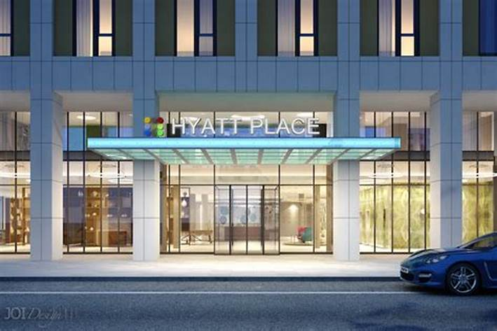 Hyatt Place Zurich Airport The Circle Selected Bittel Products